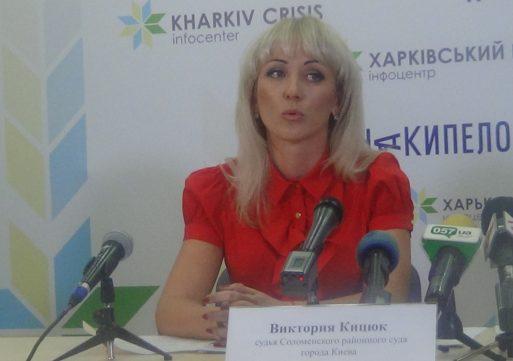 ВКиеве патрульные задержали судью после отказа перепарковать авто ипредъявить документы