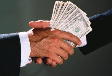 Председатель сельсовета из Киевской области попался на взятке 70 тысяч гривен (ФОТО)