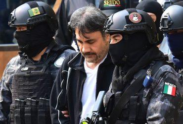 """В США начался """"громкий"""" судебный процесс над лидером мексиканского наркокартеля"""
