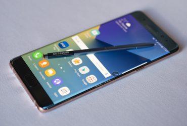 Компания Samsung выиграла суд против 1900 владельцев Galaxy Note 7