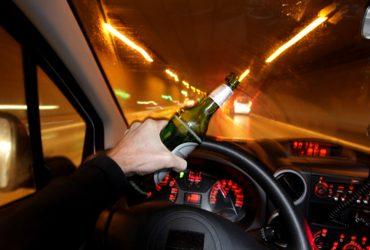 В эту ночь по Одессе колесило 8 любителей спиртного