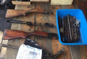 В Одессе «накрыли» подпольную оружейную мастерскую