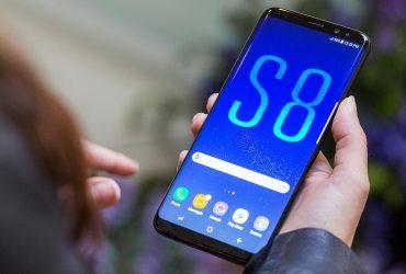 Футболист подал в суд на Samsung за незаконное использование логотипа S8
