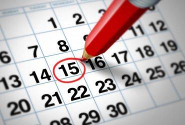 С завтрашнего дня в Украине изменятся праздничные и выходные дни