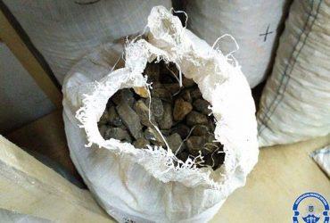 В Ровенской области изъяли янтаря на 10 миллионов гривен (ФОТО)