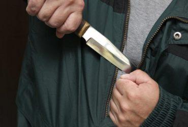 Мужчины с ножом ограбили одесситку в центре города (ФОТО)