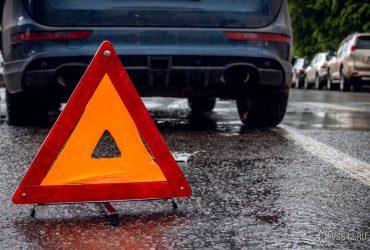 В Одессе задержали водителя BMW, который совершил несколько ДТП (ВИДЕО)