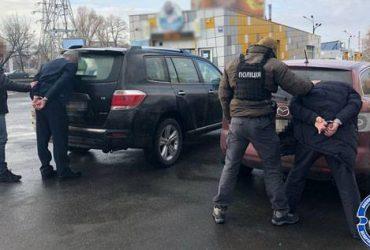 Задержание в столице: сотрудников «Киевводоканала» поймали на большой взятке