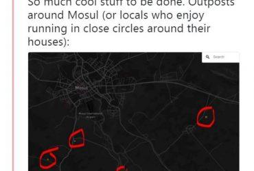 Фитнес-трекеры «выдали» секретные военные базы США, России и Турции (карта)