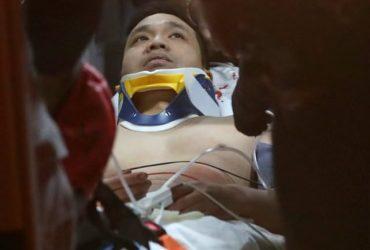 В Нью-Йорке 35-летний лунатик чудом выжил после падения с 8 этажа