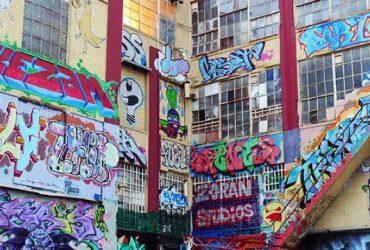 Художники получат 6 миллионов долларов за то, что их граффити закрасили