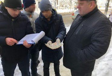 Во Львовской области на взятке попался председатель общины