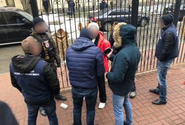 В столице задержали квартирных аферистов (ФОТО)