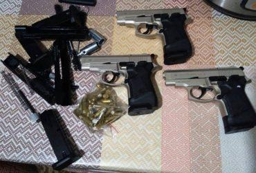 Контрабанда оружия: житель Измаила поставлял пистолеты из Европы в Украину (ФОТО)