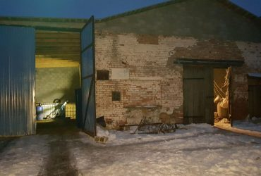 В Киевской области «накрыли» подпольный ликеро-водочный завод (ФОТО)