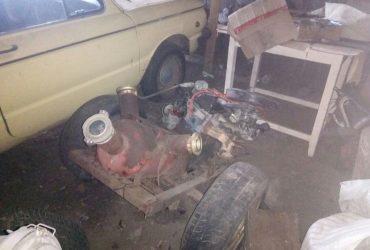 В Житомирской области задержали банду «копателей» янтаря (ФОТО)