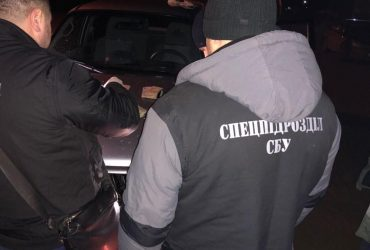 Председателя сельсовета в Одесской области задержали на взятке 20 000 долларов (ФОТО)