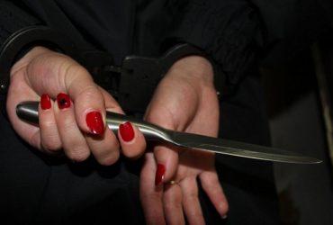 Пьяная жительница Николаева подрезала мужа