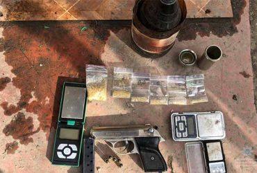 В Днепре задержали торговца наркотиками (ВИДЕО)