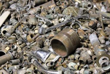 В Кривом Роге закрыли 16 незаконных пунктов приема металлолома