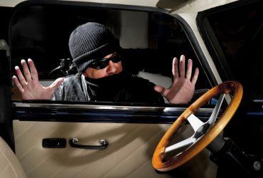 Грузинский «вор в законе» обчистил автомобиль на глазах у прохожих
