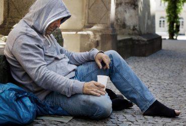 В Швеции задержали бездомного миллионера