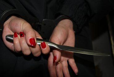 Жительница Киевской области зарезала мужа и сымитировала самоубийство (ФОТО)