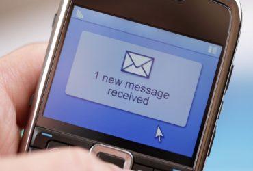 Невнимательный убийца раскрыл себя, отправив по ошибке СМС полицейскому, вместо жены