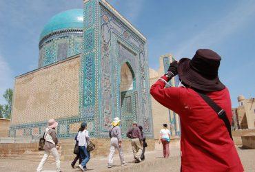 В Узбекистане разрешили фотографировать здания
