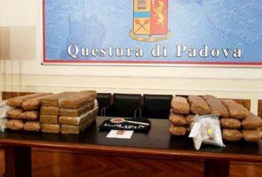 В Италии задержали молдаванина с 88 килограммами наркотиков