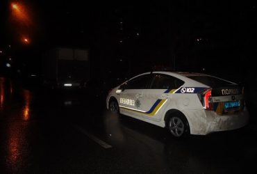 18-летний киевлянин пытался зарезать мужчину на улице