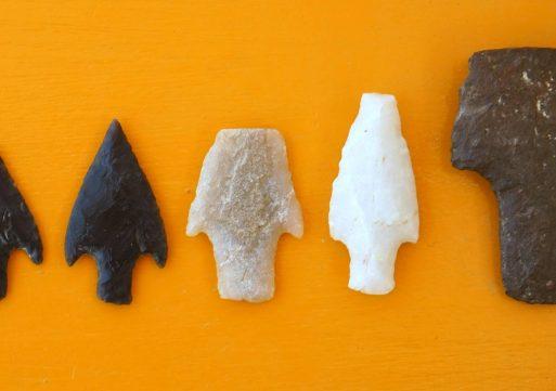 В Перу найдено оружие возрастом 12 тысяч лет