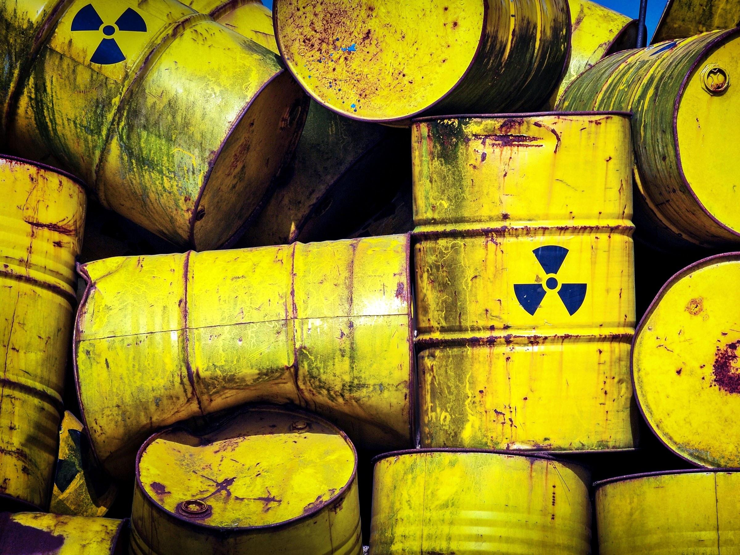 ВЯпонии наинтернет-аукционе продавали уран